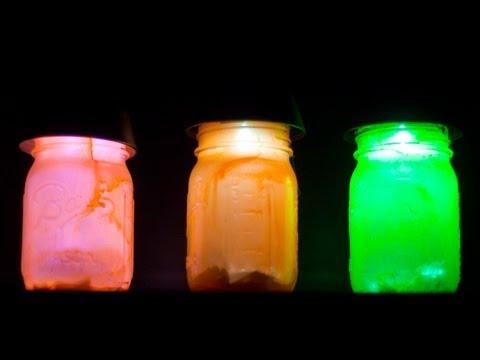 HOW TO: Solar Spirit Lights