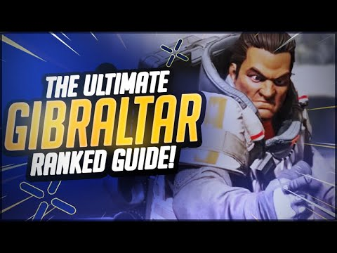 Apex Legends Gibraltar -  Ultimate Ranked Guide For Season 3 (The Mastering Series)