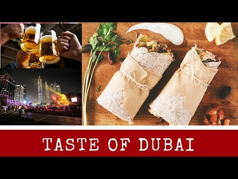 Dubai Events - Taste of Dubai 2018
