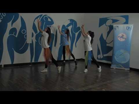 Tutorial Flash mob - Genoa & Africa United
