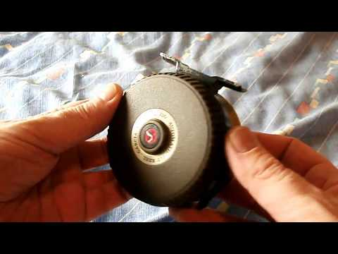 Garcia Mitchell 710 Automatic - France 1970s - Clockwork Fly Fishing Reel