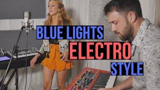 Blue Lights (Jorja Smith) -  Live Cover by MOODBAY