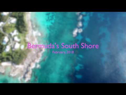 Bermuda South Shore in February
