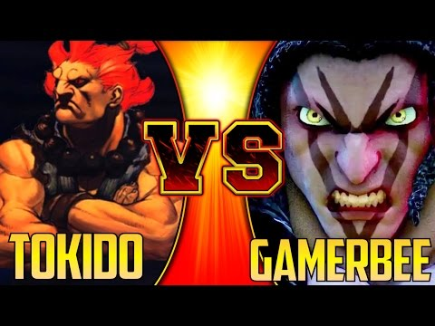 SFV S2 ▰ Tokido Vs Gamerbee FT2 x2【Ranked Matches】Street Fighter V / 5 スト