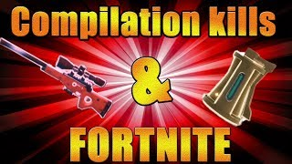 Fortnite: Compilation sniper & grenade!!!