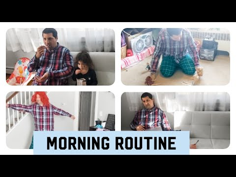 Morning Routine | Day in the life of a dad | short comedy