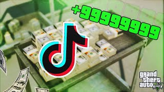 Testing Out Viral GTA V TikTok Money Glitches!! (You Wont Believe The Result)