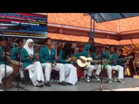 Musikalisasi puisi 'kangen' (covered by CP45)