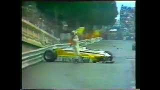 GP Monaco 82: one of the most dramatic finishes in F1 History