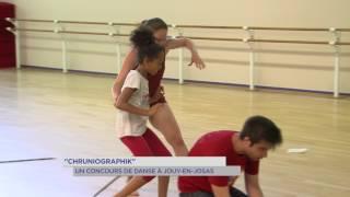 «Chruniographik» : un concours de danse à Jouy-en-Josas