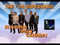 70'S SUPERBAND IN TORONTO 2018 OPENING OPM MEDLEY & PRESENTING THE MEMBERS