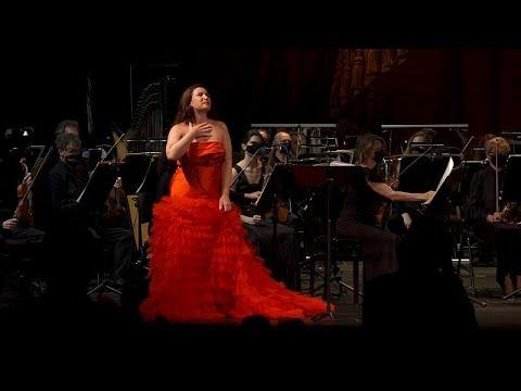 السوبرانو سونيا يونشيفا تؤدي الأوبريت الإسباني -زارزويلا- لأول مرة…  - نشر قبل 2 ساعة