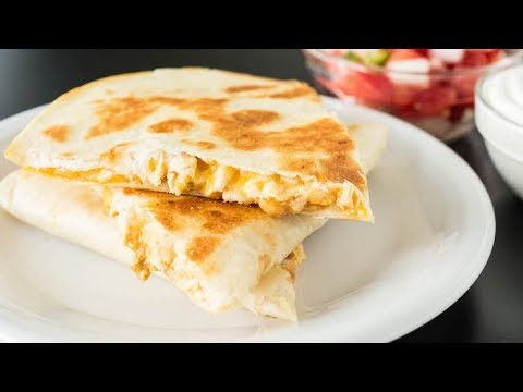 Taco Bell Quesadilla Recipe