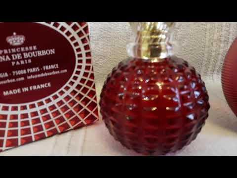 Parfums Marina De Bourbon PASSION CRISTAL Royal/MADEMOISELLE ROCHAS Couture/women#аромат#духи