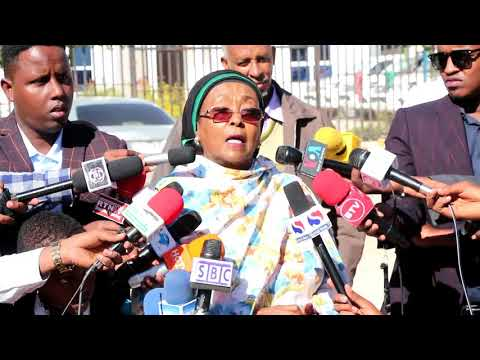 "somaliland has taken the path of democracy"".... Drs Adna Aden"