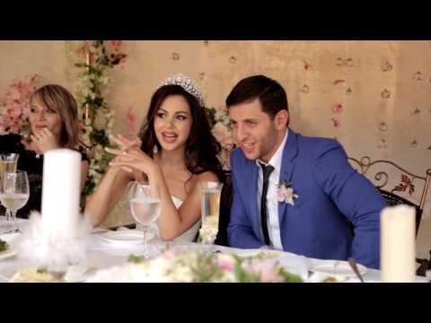 Шикарная армянская свадьба Эрика и Гали!