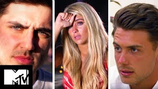 Bobby Kicks Off At Bayley After She Kissed Her Newly Arrived Ex George | Ex On The Beach 9