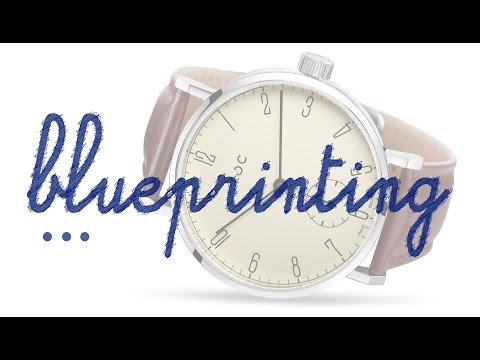 BUILDING A MICRO-BRAND WATCH - BLUEPRINTING PODCAST No. 1