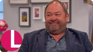 Mark Addy Talks New Blood And Game Of Thrones | Lorraine