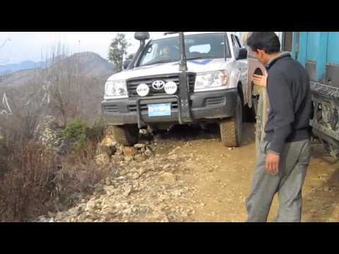The Nepal Road Challenge