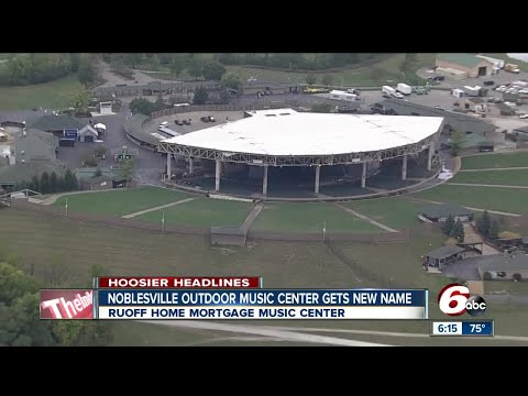 Klipsch will now be known as Ruoff Home Mortgage Music Center