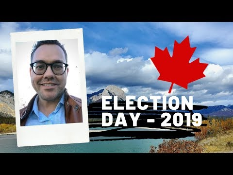 Election Day Canada 2019