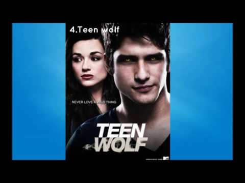 TOP 10 Best teen series!!!
