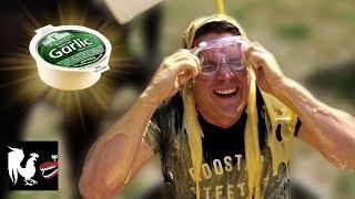 GARLIC BUTTER BATH! | RT Life