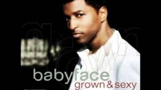 Babyface - If Only For One Night