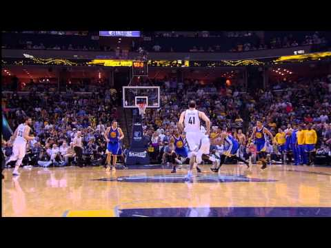 Stephen Curry Sinks Buzzer-Beater from...