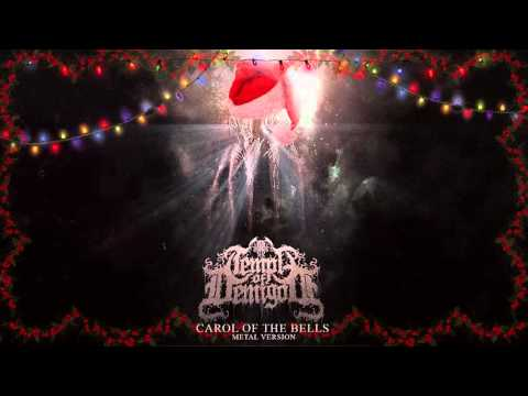 Carol Of The Bells - Temple Of Demigod symphonic extreme metal version. 2016