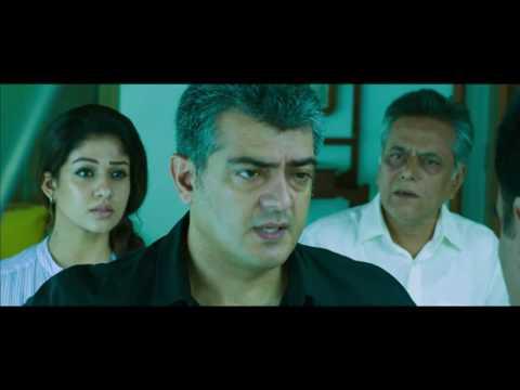 Aarambam Thala Ajith Mass Scene Ever HD