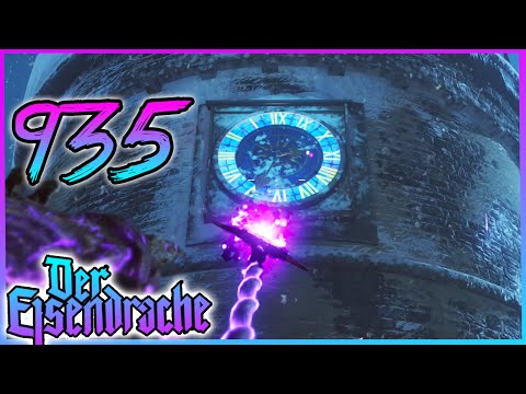 "Der Eisendrache ""935 CLOCK EASTER EGG"" - Black Ops 3 ZOMBIES Easter Egg Step 1 (COD BO3 Zombies)"