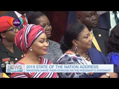 News Connect: How impressed were we with Nana Addo's State of the Nation address?