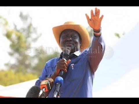 Kisumu residents give piece of mind to Raila Odinga over Harambee House Deal