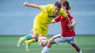Goles Juvenil A 2-0 Real Murcia