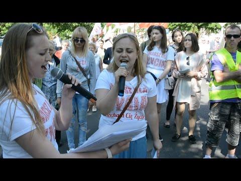 Święty Człowiek Święte Życie - Hymn szczecińskiego Marszu dla Życia