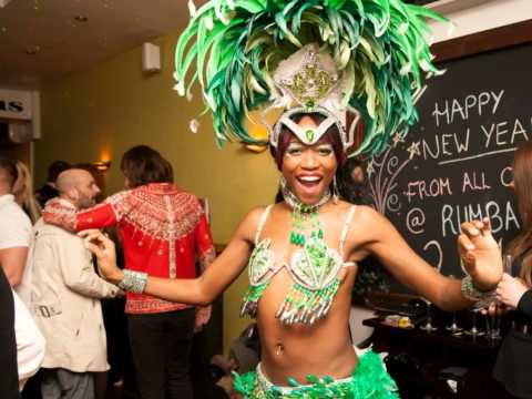 SAMBA LIVRE LIVERPOOL: TRAINED Brazilian Samba Dancers | Rio Carnival | RIO OLYMPICS 2016 Events