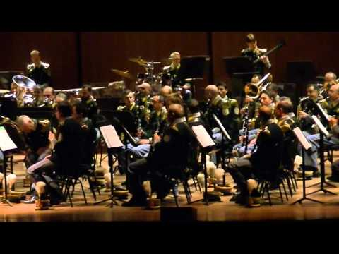 The Lion King - Banda Musicale Guardia di Finanza (Sala Santa Cecilia 04.02.2015)
