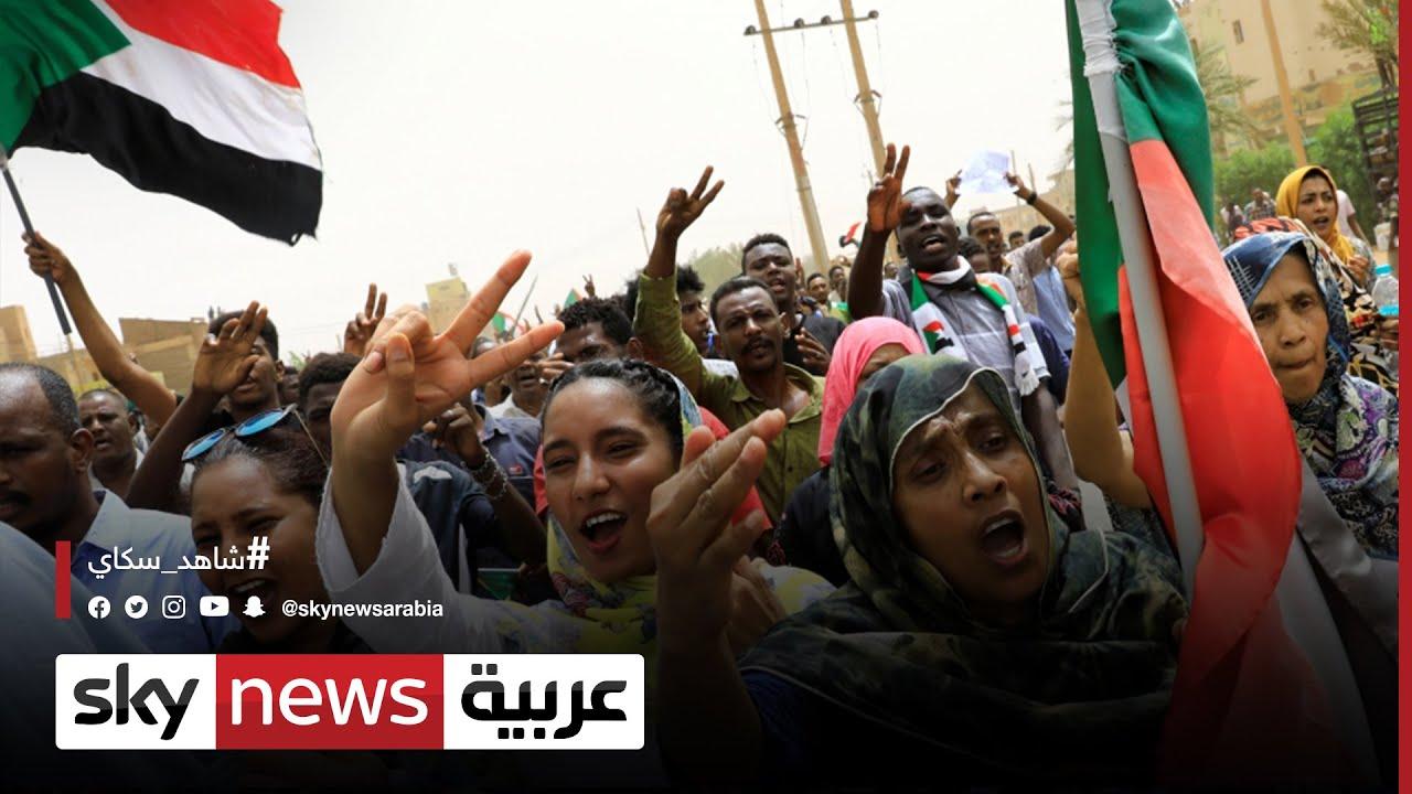 السودان.. تأهب أمني وحالة ترقّب بعد احتشاد الآلاف أمام القصر الرئاسي  - نشر قبل 1 ساعة