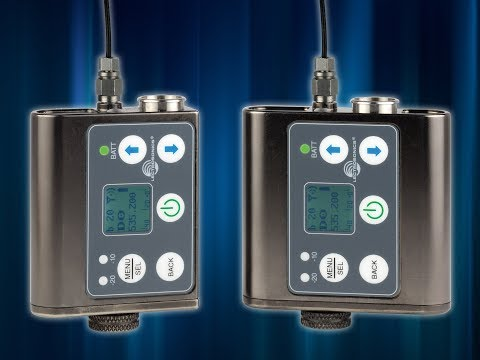Lectrosonics New Transmitters First Look