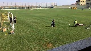 KALECİ ANTRENMANI (YENI) 2018 - FUTBOL ADRESİ