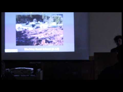 Roseburg Town Hall - The Practice of Aerial Spraying On Industrialized Forest Lands