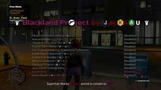 iLikeModz - Using Blackland Project Mod Menu [GTAIV]