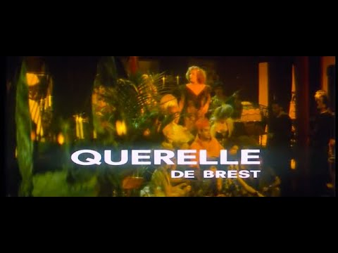 QUERELLE (Rainer Werner Fassbinder, 1982) Trailer cinematografico italiano from YouTube · Duration:  1 minutes 50 seconds