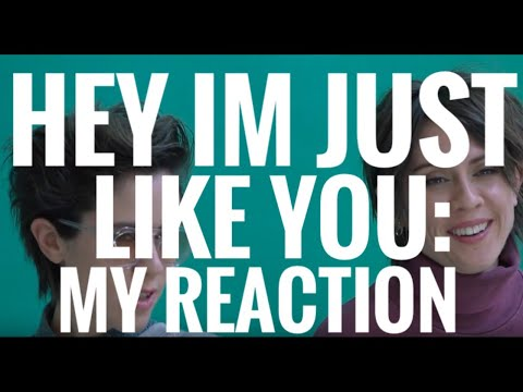 HEY I'M JUST LIKE YOU: MY INITIAL REACTION Mp3