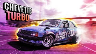 O CARRO DE DRIFT MAIS DIFICIL DO MUNDO «Bruno Bär»