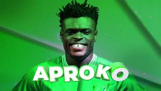 APROKO - ONE OF THE TOP 10 CONTESTANTS