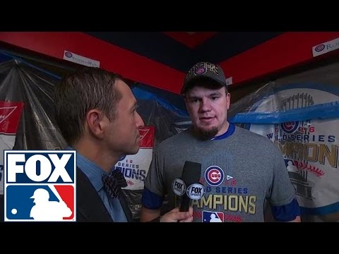Kyle Schwarber: The character of this team is what makes us special | 2016 WORLD SERIES ON FOX