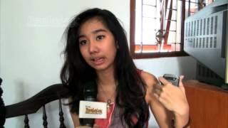 Repeat youtube video Chika Kinsky - Adipati Dolken Tinggal Serumah?
